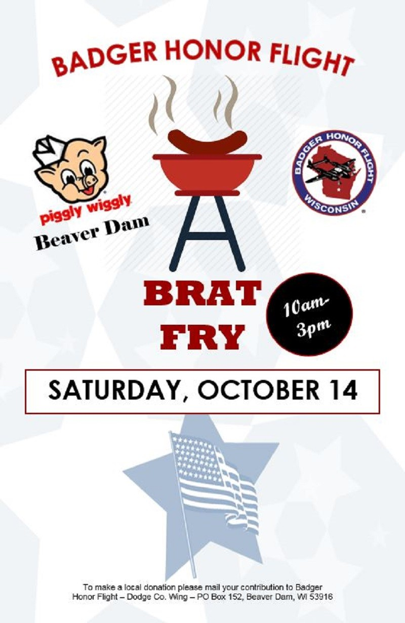 Badger Honor Flight Brat Fry @ Piggly Wiggly Beaver Dam | Beaver Dam | Wisconsin | United States